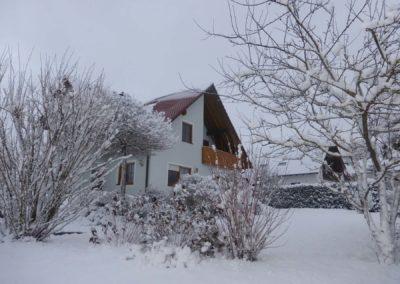 Ferienwohnung-Thiem-Haus-Winter